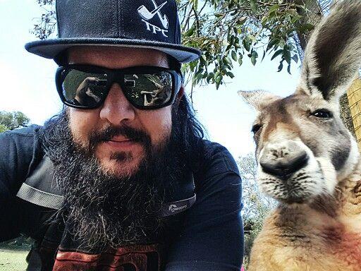 Caversham Wildlife Park. Western Australia