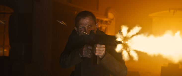 Bond getting it done! (on the set of Skyfall) Can't wait!