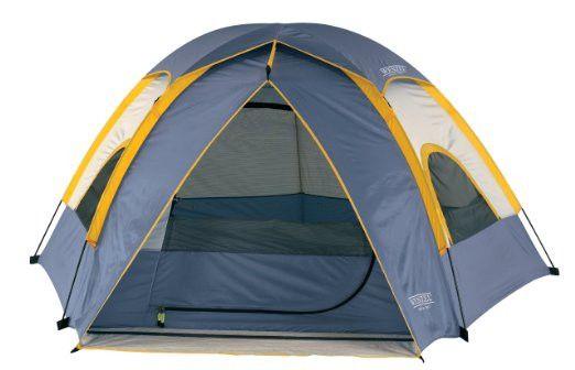 Wenzel Alpine 3 person 3-Pole Pentadome Outdoor CampingTent