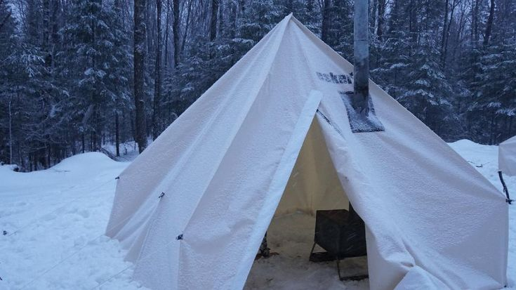 Let's talk about hot tents... which one is best for your winter camping adventures?