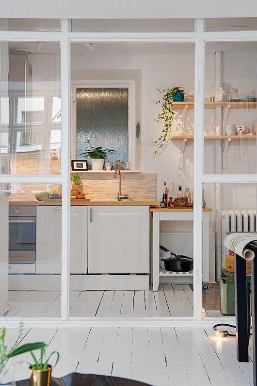 the kitchen is open / sfgirlbybay