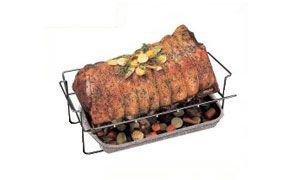 Kosz do grillowania dużych kawałków mięsa