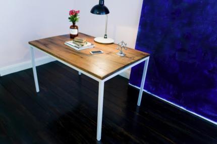 Esstisch Schreibtisch Arbeitstisch handgearbeitet im Industrylook in Mitte - Hamburg Altstadt | Esstisch gebraucht kaufen | eBay Kleinanzeigen