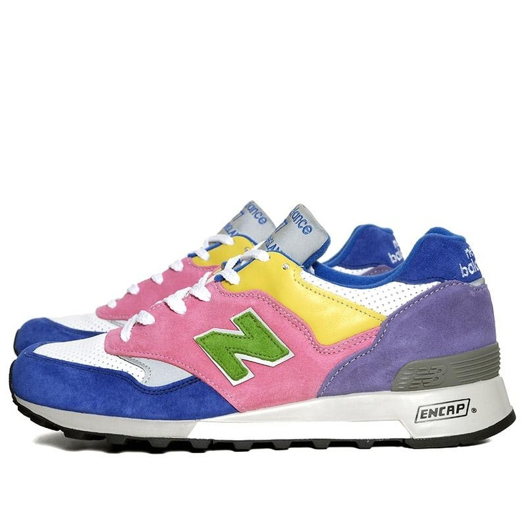 New Balance x Sneakersnstuff  Not something I typically would like, but they caught my eye..