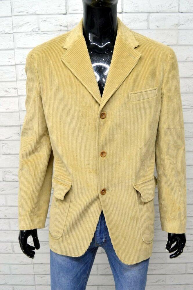 e2721e8a6d Dettagli su Giacca Uomo BROOKSFIELD Taglia Size 50 Jacket Man ...