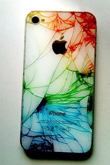 DIY Broken IPHONE 4/4S
