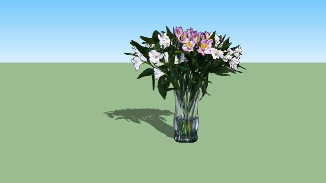 Vase of flowers - 3D Warehouse