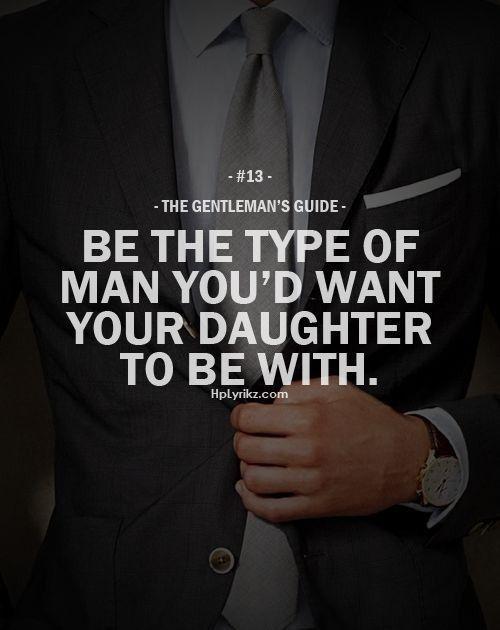 The #Gentleman's #Guide #13