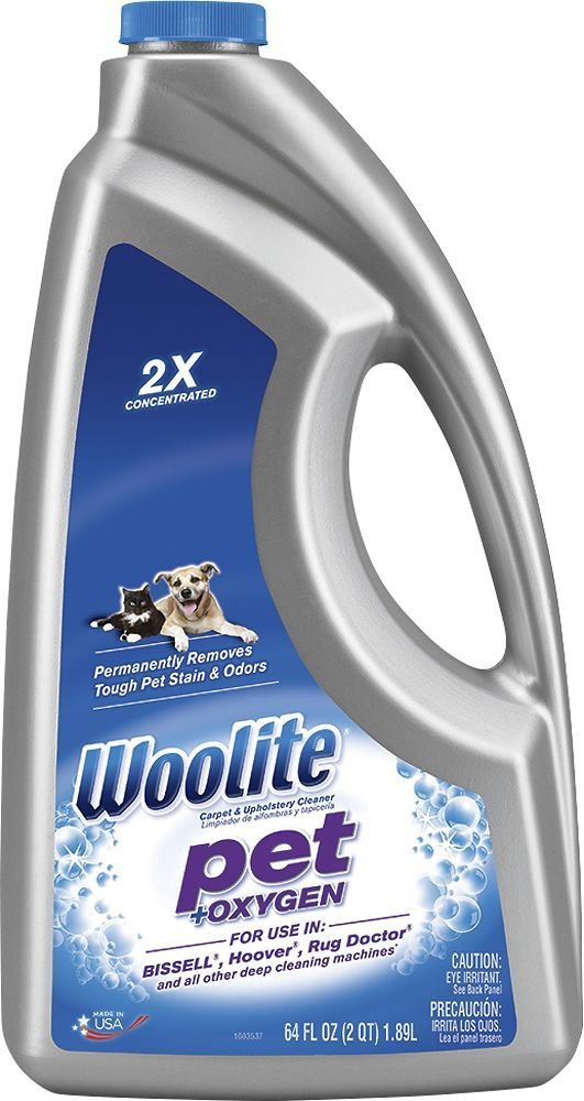 Woolite - Oxy Deep Steam Pet Carpet and Upholstery Cleaner - Multi