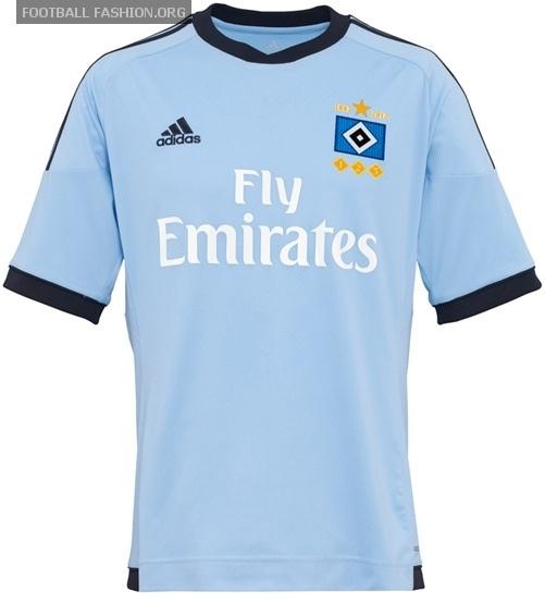 Hamburger SV adidas 2012/13 125th Anniversary Third Jersey