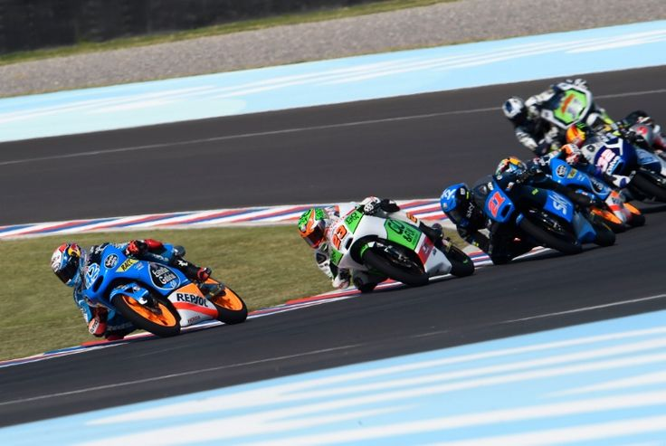 Rins, Argentinian Moto3 Race 2014