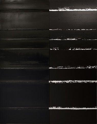 Pierre Soulages, 'Peinture 300 cm x 235 cm' (2000) _