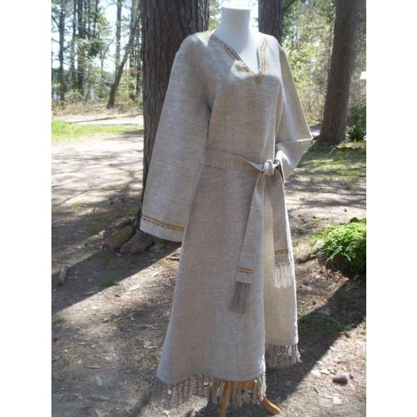 khawah-tunic-dress with custom embroidery