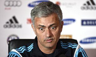 Jose Mourinho admits commercial deals DO play a part in CHELSEA transfers after offer for Yoshinori Muto...