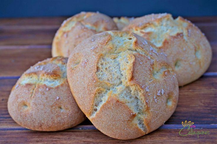 Pan de aceite sin gluten – Celiaquines