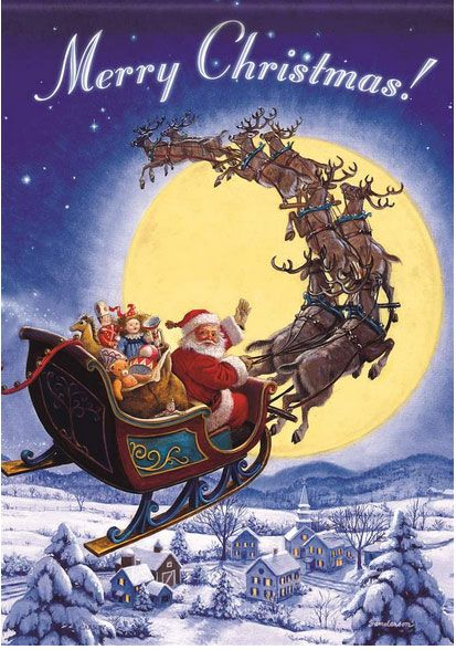 Sleigh in the Sky