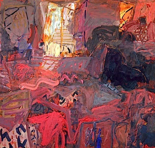 Elizabeth Cummings, The Music Room, 1996