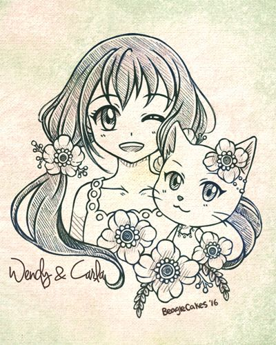 fairy tale anime