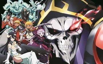Overlord anime compilation film announces a season 2 for the TV anime - http://wowjapan.asia/2017/03/overlord-anime-compilation-film-announces-season-2-tv-anime/