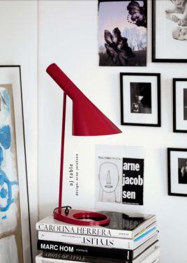 Lampes AJ de Arne Jacobsen - Louis Poulsen - à partir de 530€
