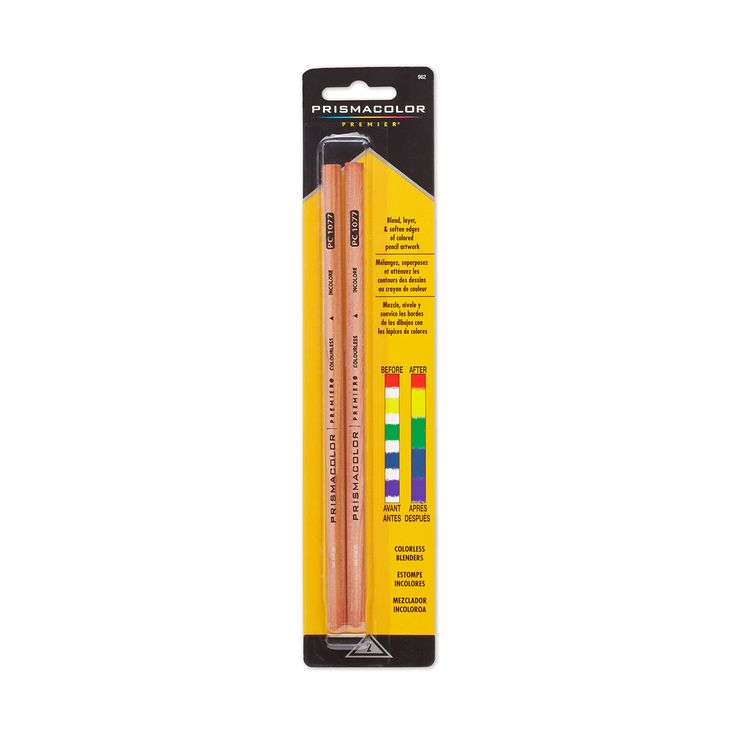 Prismacolor Colorless Blender 2/Pkg 962: Amazon.de: Bürobedarf & Schreibwaren