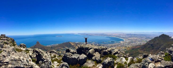 Things to do in Cape Town - Table Mountain Panorama