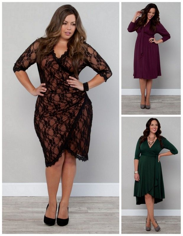 Kiyonna Plus Size Fashion Up to sizes 5X