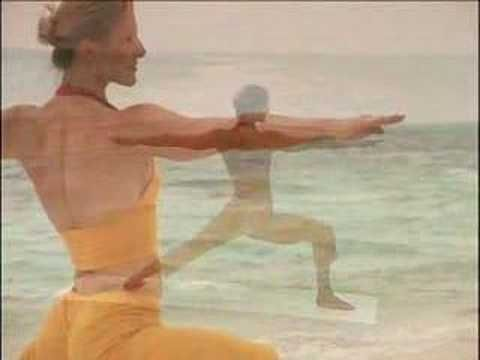 Shiva Rea's Dancing Warrior,  one of my favorite yoga songs & video clips.