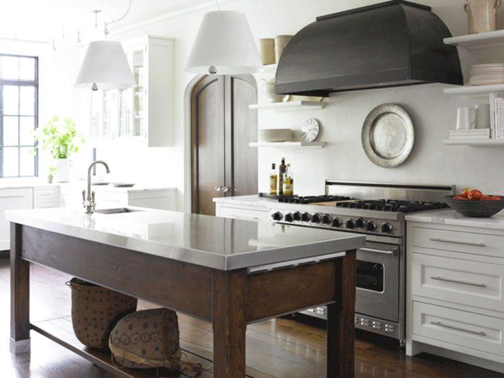 By Carter Kay Interiors Lookbook Atlanta Georgiavent Hoodexhaust Hoodeclectic Kitchenrustic Kitchen Designmodern