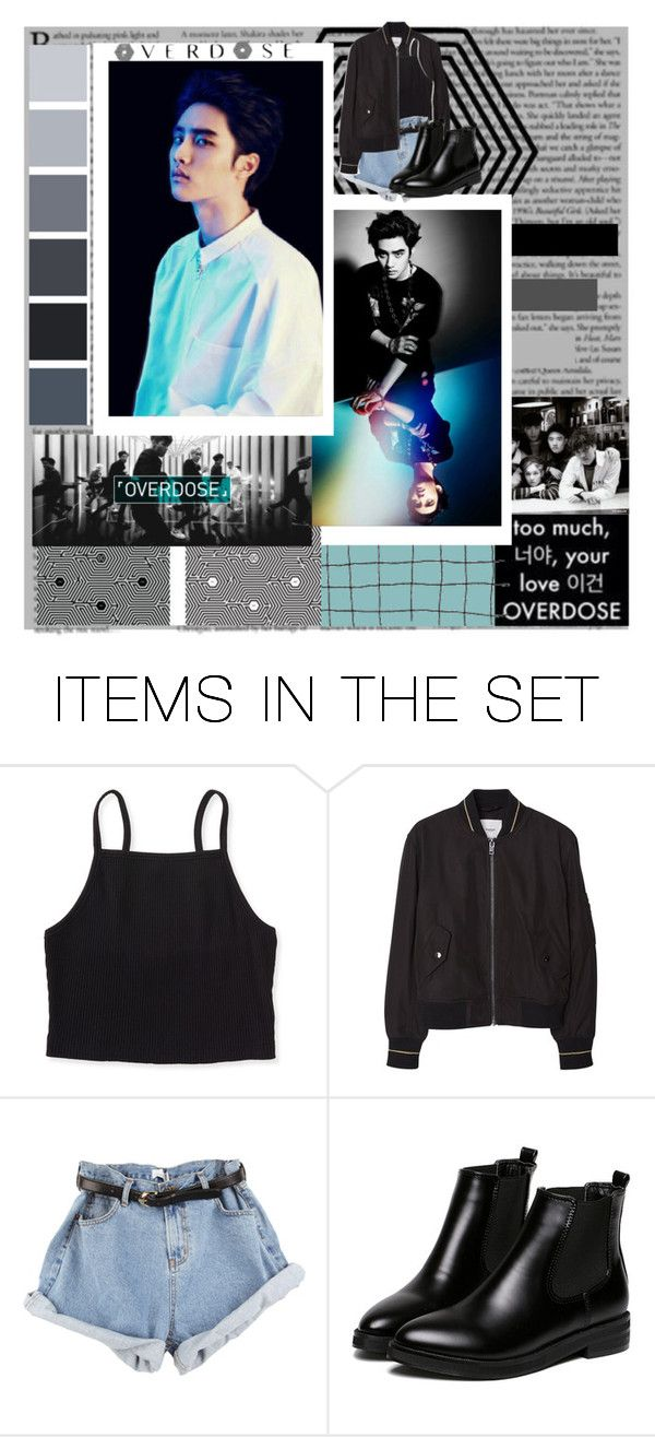 """ BOTEXO ; Round 4!"" by pandagirl2102 ❤ liked on Polyvore featuring art and botexo"