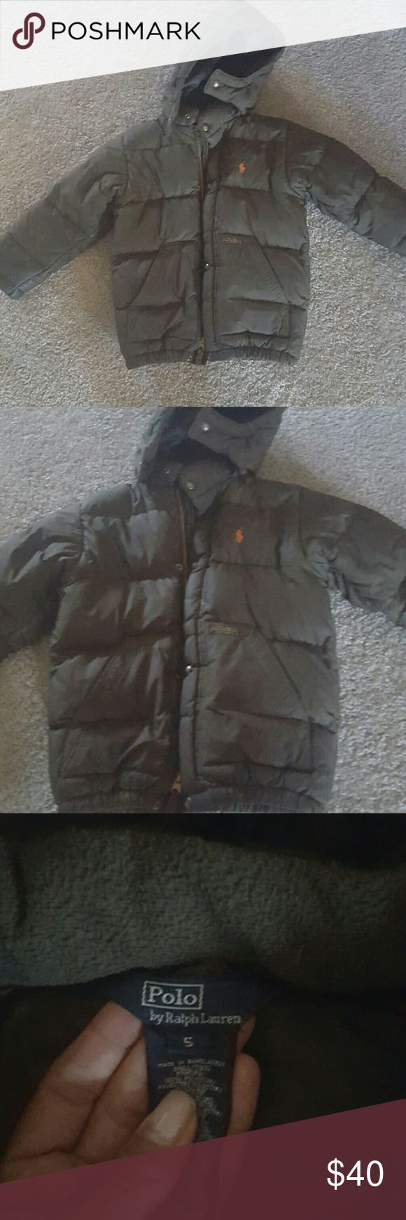 Ralph Lauren boys winter coat Down fill boys winter coat with detachable hood . Ralph Lauren Jackets & Coats Puffers