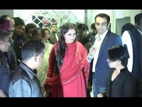 Rani Mukerji at DIVA'NI fashion store launch.