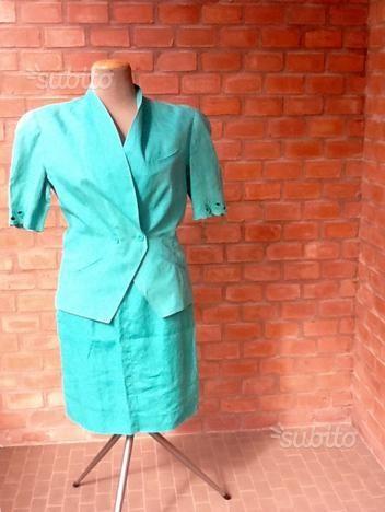 Abito vintage Louise Feraud originale - Abbigliamento e Accessori In vendita a Ravenna