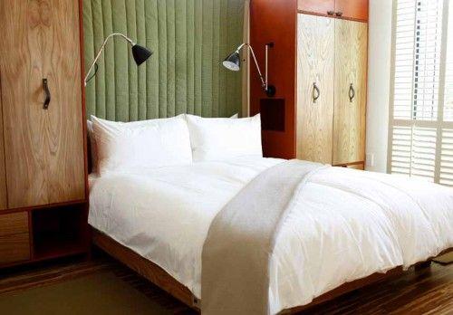 Destination Design: H2 Hotel Healdsburg - Bed Style I like