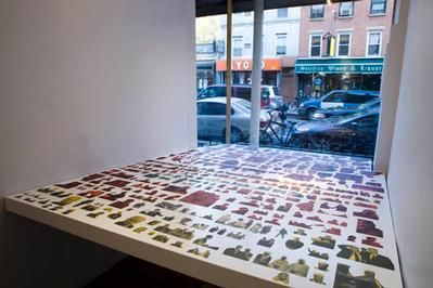 AJ Bocchino window display work