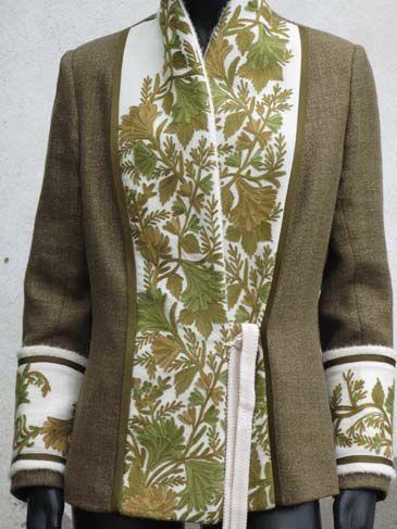 Indalia Мода - азиатские и итальянские ткани в сочетании с итальянской пошив
