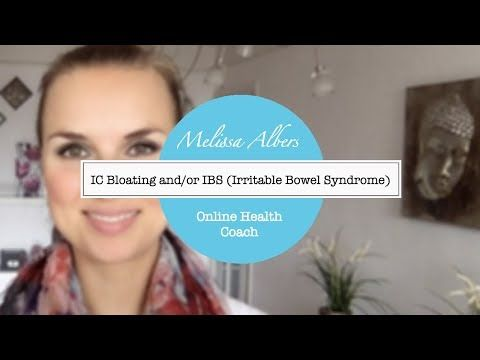 Why do a lot of Interstitial Cystitis patients suffer from bloating?