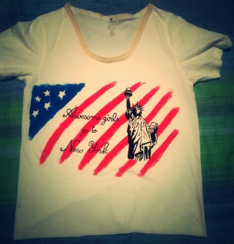 Awesome Hand made t-shirt