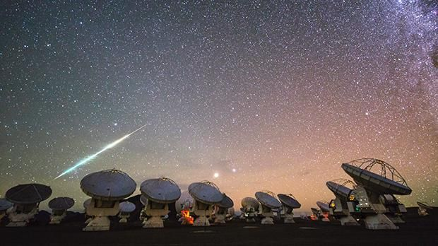 Lyrid meteor shower 2016: When can stargazers see the annual show?