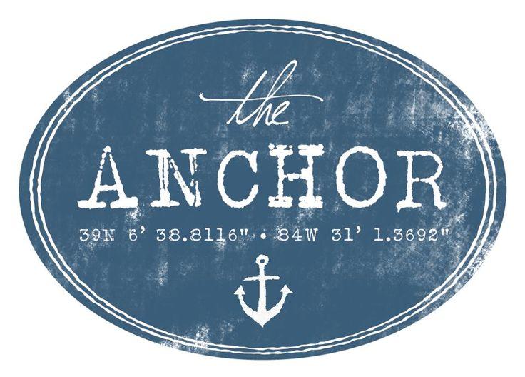 The Anchor-OTR opening soon