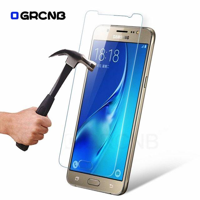 Ogrcnb 0 26mm 2 5d Tempered Glass For Samsung Galaxy A3 A5 A7 J3 J5 J7 2016 2017 2015 Screen Protector Glass Film 9 Samsung Galaxy A3 Samsung Galaxy Glass Film