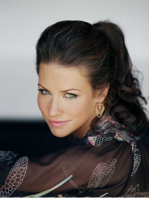 Evangeline Lilly: So sweet...and lethal...when it's necessary!