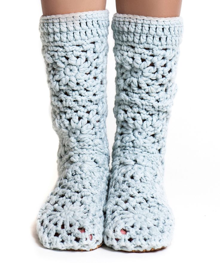 Knitting Pattern For Mukluk Slippers : Willow Blue Mukluk Slippers SHOES Pinterest Knit sweaters, Knits and Blue