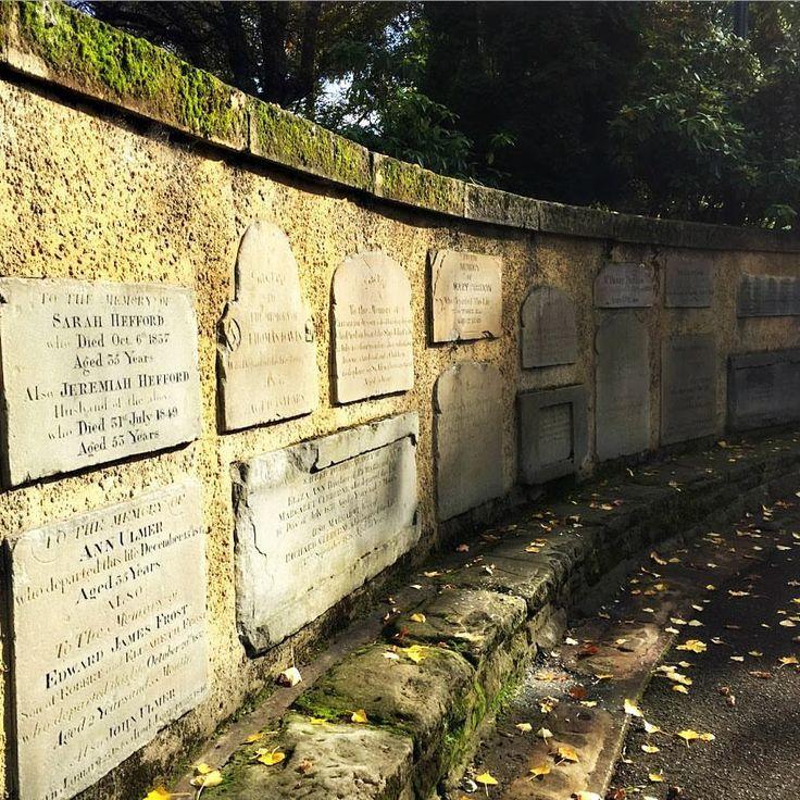 St David's Park Memorial Wall, Hobart - Think Tasmania pic