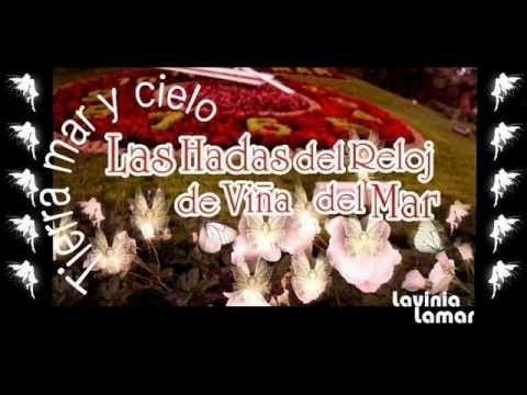 Lavinia Lamar , Las hadas del reloj , musica de las hadas