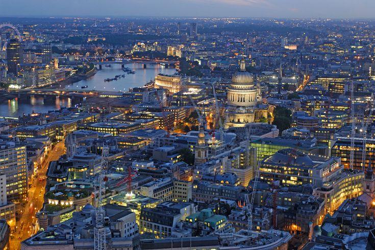 Zweitwohnsitz: In London investieren Millionäre am liebsten
