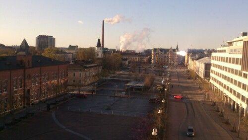 Tampere, centrum