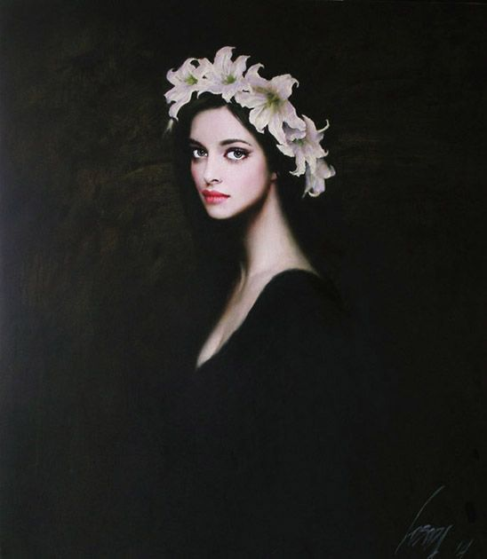 Taras Loboda's gallery   Portrait