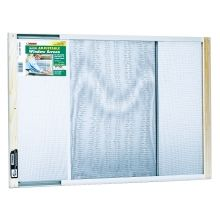 Howard Berger® 18x22-37in Adjustable Window Screen - 12 Pack - Adjustable Window Screens - Ace Hardware