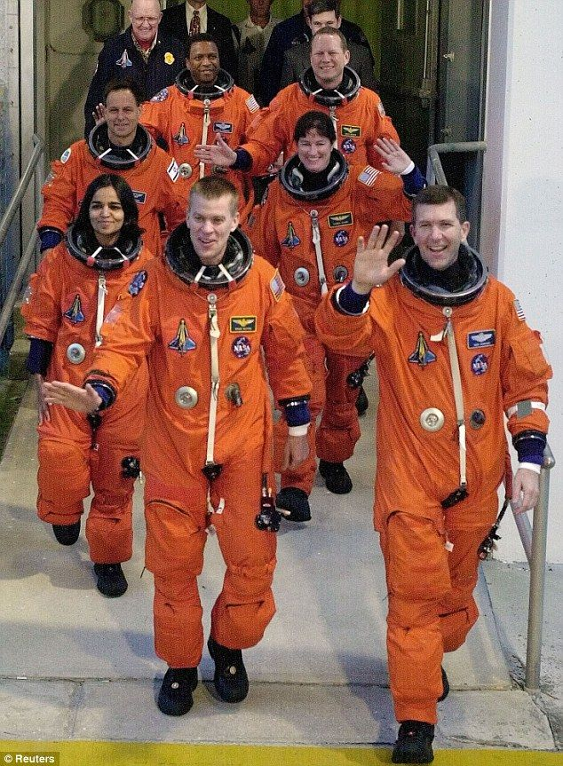 It is ten years since the seven members of the Columbia crew perished after the shuttle was irreparably damaged on blast-off